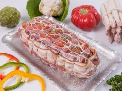 Rôti de porc chorizo - La Ferme de Caillouet