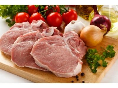Assortiment de viande de porc