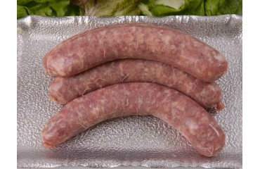 Saucisses natures
