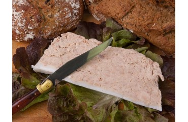 Terrine de rillettes